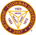 Bethune-Cookman Wildcats 2007-Pres Alternate Logo decal sticker