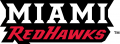Miami (Ohio) Redhawks 2014-Pres Wordmark Logo 01 decal sticker