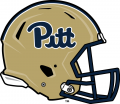 Pittsburgh Panthers 2016-2018 Helmet iron on sticker