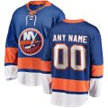 New York Islanders Custom Letter and Number Kits for Blue Home Jersey