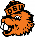 Oregon State Beavers 1997-2012 Alternate Logo 01 iron on sticker
