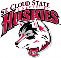 St.Cloud State Huskies 2000-2013 Secondary Logo iron on sticker