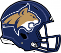 Montana State Bobcats 2013-Pres Helmet 02 iron on sticker
