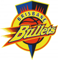 Brisbane Bullets 1992 93-2007 08 Primary Logo decal sticker
