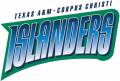 Texas A&M-CC Islanders 2002-2010 Wordmark Logo iron on sticker