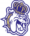 James Madison Dukes 2013-2016 Alternate Logo 03 iron on sticker
