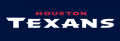 Houston Texans 2002-Pres Wordmark Logo 01 iron on sticker