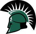 USC Upstate Spartans 2009-2010 Primary Logo decal sticker
