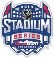 NHL Stadium Series 2013-2014 Alternate Logo decal sticker