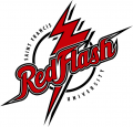 Saint Francis Red Flash 2001-2011 Primary Logo decal sticker