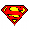 Superman Logo 05 decal sticker