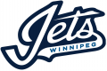 Winnipeg Jets 2018 19-Pres Wordmark Logo decal sticker