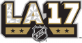 NHL All-Star Game 2016-2017 Alternate Logo iron on sticker