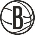 Brooklyn Nets 2012 13-Pres Alternate Logo decal sticker