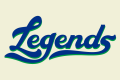 Lexington Legends 2013-Pres Wordmark Logo iron on sticker