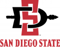 San Diego State Aztecs 2013-Pres Alternate Logo decal sticker
