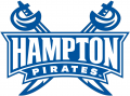 Hampton Pirates 2007-Pres Secondary Logo decal sticker