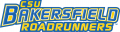CSU Bakersfield Roadrunners 2006-Pres Wordmark Logo iron on sticker